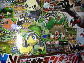 Four New Pokémon Make CoroCoro Appearance for Pokémon X & Y