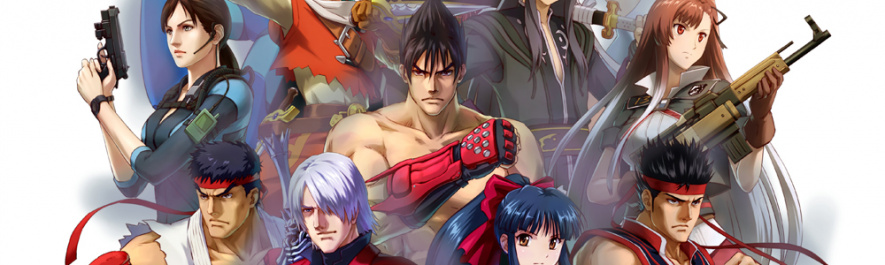 Project X Zone Banner