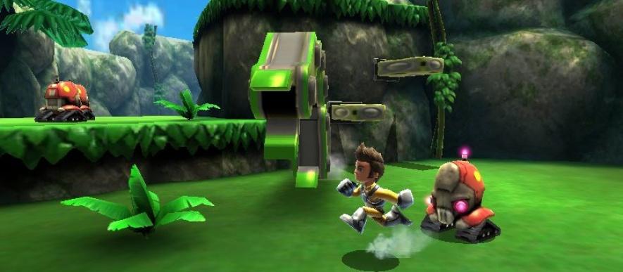 Jett Rocket 2 3 D Screenshot