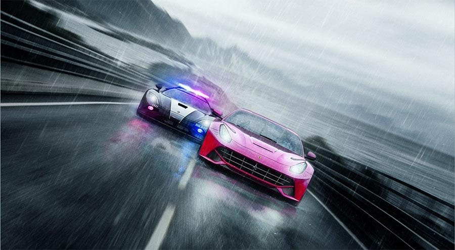 need for speed rivals not screeching onto wii u nintendo life. Black Bedroom Furniture Sets. Home Design Ideas