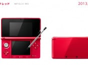 Nintendo Announces Metallic Red 3DS, Cobalt Blue And Misty Pink To Be Phased Out
