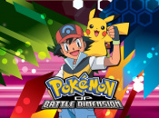 Pokémon: DP Battle Dimension Shows Now Available via Nintendo Zone in Europe