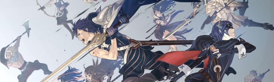 Fire Emblem Awakening Banner