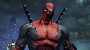 Could Deadpool be joining Spider-Man on Wii U?