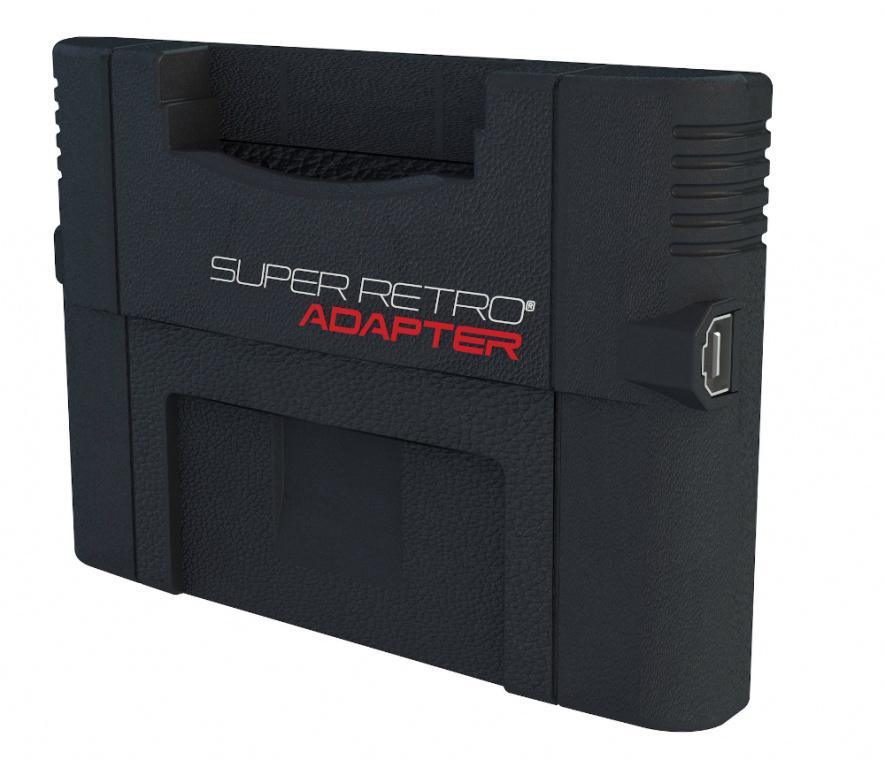 Super Retro Adapter Noscale