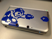 This Mega Man 25th Anniversary 3DS Case Sure Is Snazzy
