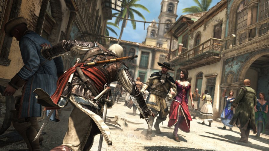 ACIVBF Screenshot Havana Rush to Assassinate