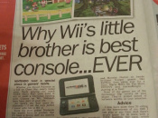 "UK Mainstream Newspaper Declares 3DS The ""Best Console Ever"""