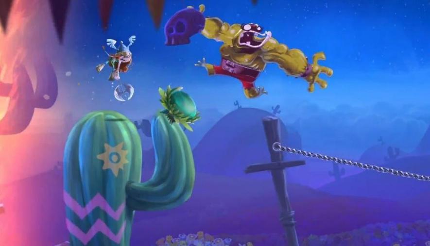 Rayman Legends Mariachi