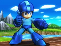 Mega Man will be on the 3DS version too
