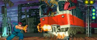Street Fighter Alpha 3. 001