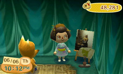 How To Spot Fake Paintings And Statues In Animal Crossing New Leaf