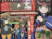 June CoroCoro Reveals New Pokémon and Rival Details