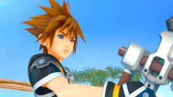Kingdom Hearts may be sticking to the 3DS on Nintendo's side