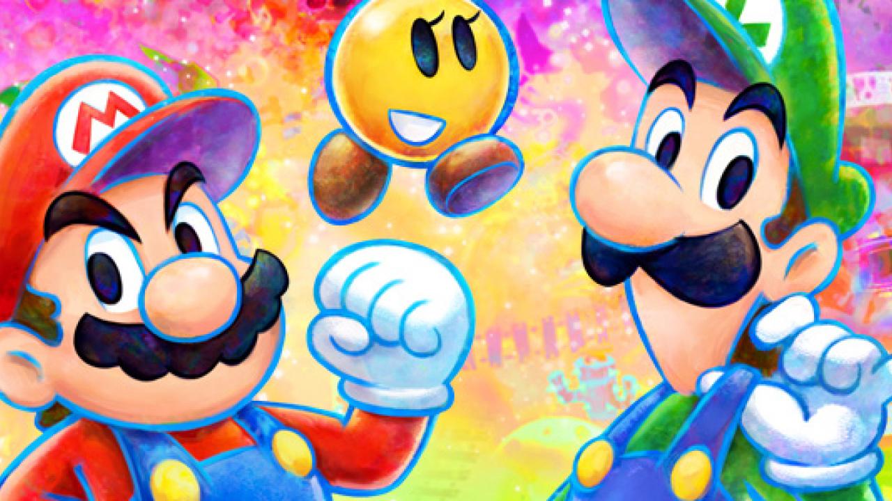 Mario Luigi Dream Team Download Needs 6 789 Of Your 3ds Blocks
