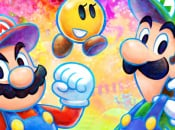 Mario & Luigi: Dream Team Download Needs 6,789 of Your 3DS Blocks