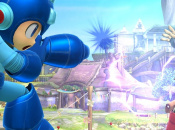 "Mega Man's Dad Is ""Ecstatic"" That The Blue Bomber Is In Smash Bros."