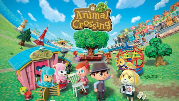 Animal Crossing New Leaf Header