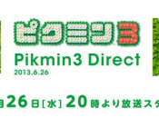 Pikmin 3 Featuring In The Latest Japanese Nintendo Direct Broadcast