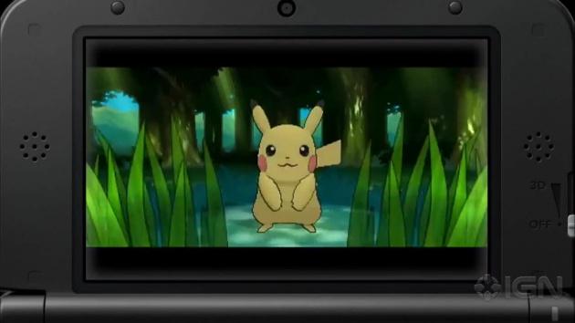Pokemon X & Y Pikachu