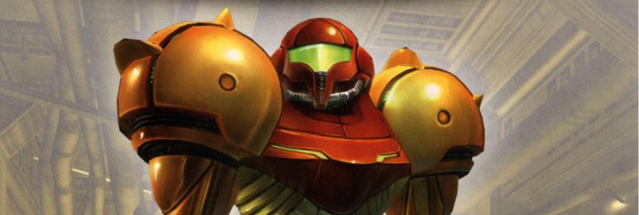 Metroid Prime Banner