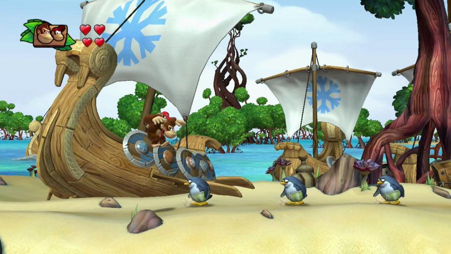 Wii U DKCountry Scrn02 E3 (Copy)