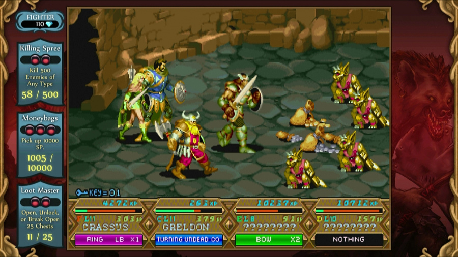 Dungeons Dragons Chronicles of Mystara Screenshot 4 Tower of Doom Bmp Jpgcopy