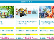 Japanese Wii U eShop Promotion Undercuts Retail Prices
