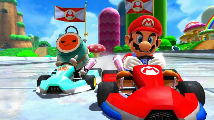 Mario Kart Arcade DX