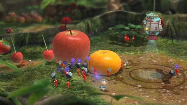 Those pretty Pikmin may have been harder for Nintendo to make than first thought