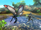 Monster Hunter 4's Insect Staff Weapon Attributes Detailed