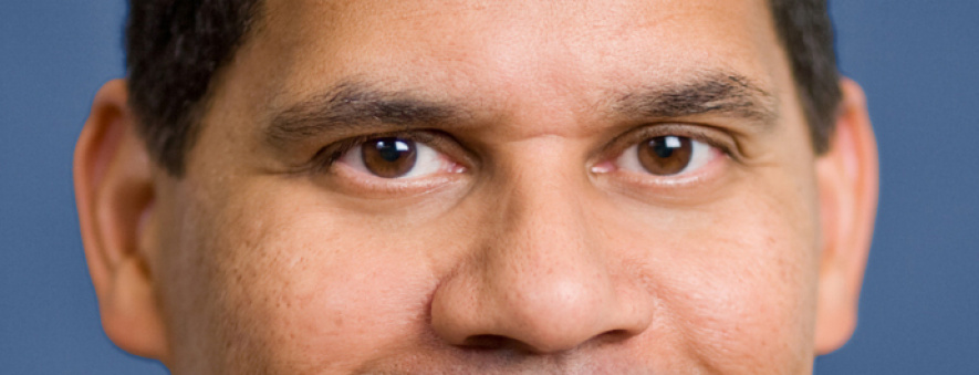 All eyes on Reggie