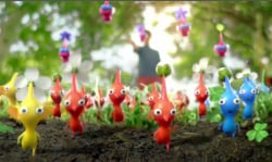 The blue Pikmin's faces say it all