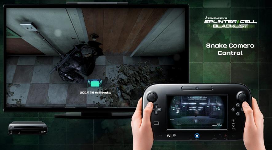 Splinter Cell Blacklist Wii U 2