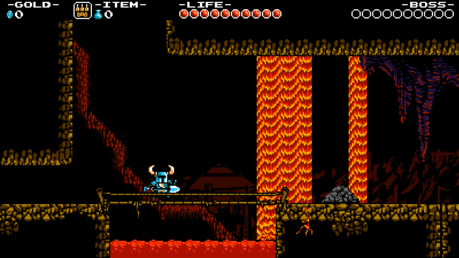 Shovel Knight Screen