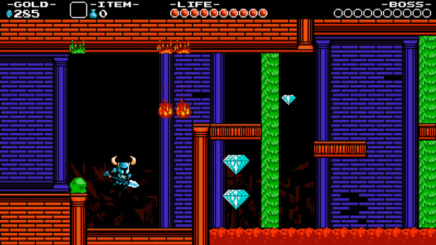 Shovel Knight Screen2