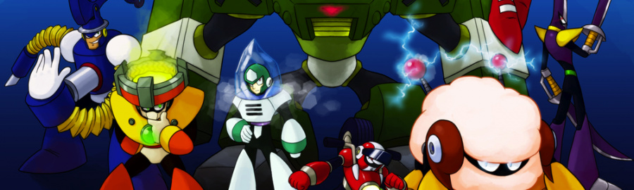 Mega Man 9 & 10 - download-only sequels in the classic series