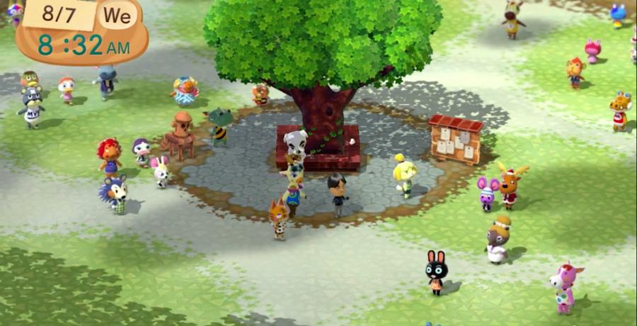 Animal Crossing Plaza