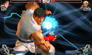 Super Street Fighter IV made it to the 3DS