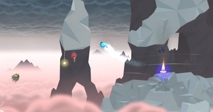 Chasing Aurora Freeze Screen2