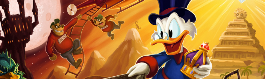 Duck Tales Remastered Banner NEW