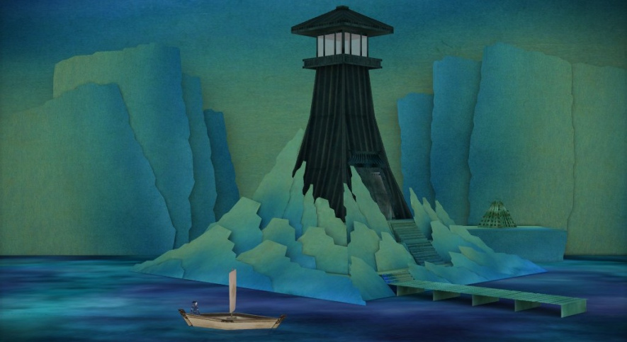 Tengami Hires Lighthouse