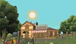 Your idyllic store location