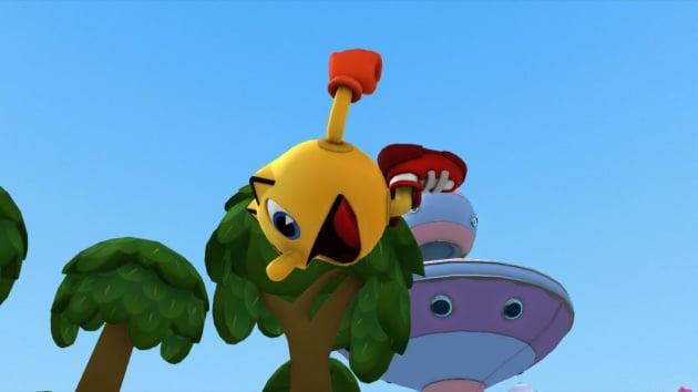 Pac Man Banner