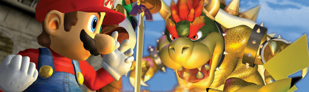Smash Bros Melee Banner
