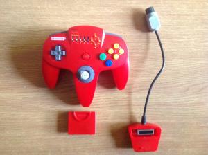 The Wireless Super Retro 64 Controller
