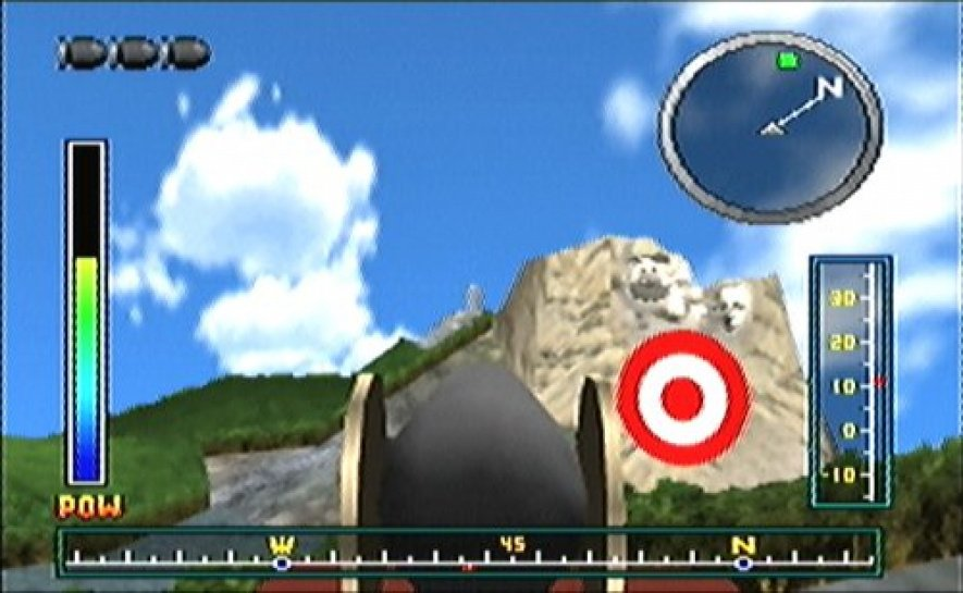 Cannonball Pilotwings 64