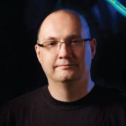 Denis Dyack, Chief Creative Officer of Precursor Games