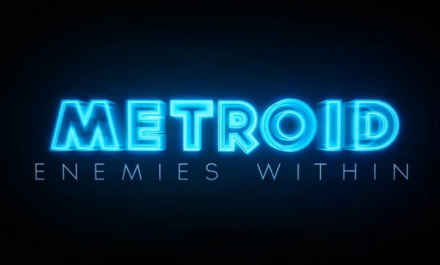 Metroid Enemies Within