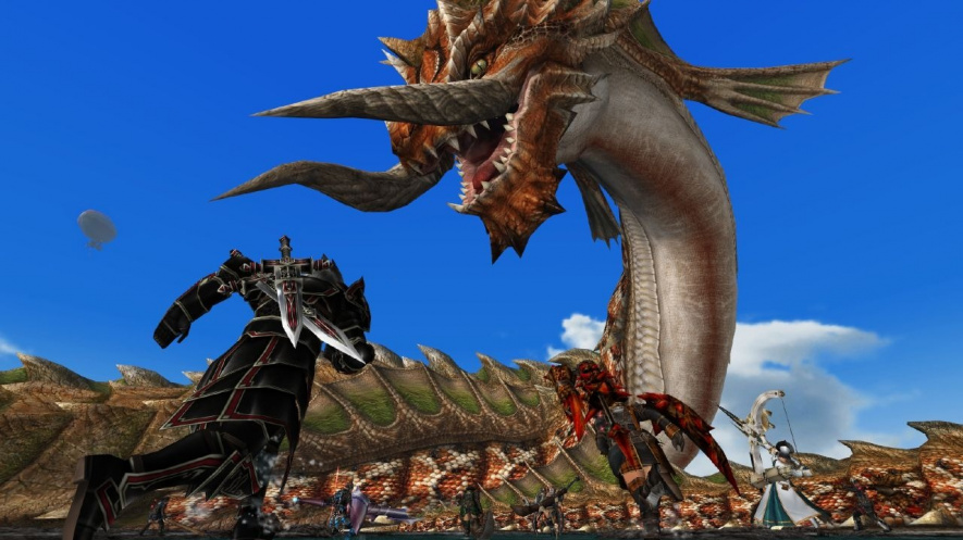 Monster Hunter Frontier Xbox 360 002